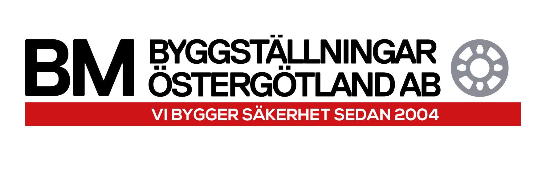 BM Byggställningar i Östergötland AB